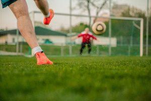 תמונה של נעליים לכדורגל